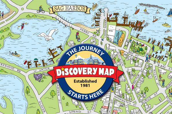 Discovery Map | Southampton Chamber of Commerce on